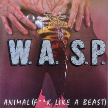 WASP - ANIMAL F..K LIKE A BEAST E.P. CD