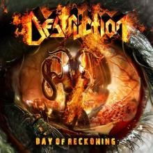 DESTRUCTION - DAY OF RECKONING (LTD EDITION SLIPCASE +BONUS TRACK) CD (NEW)