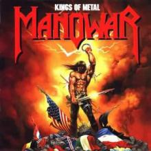MANOWAR - KINGS OF METAL (JAPAN EDITION +OBI, +BONUS TRACK) CD
