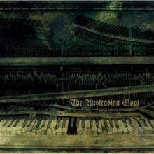THE AUSTRASIAN GOAT - PIANO AND STUMP (LTD EDITION 100 COPIES GOLD VINYL, GATEFOLD) 2LP