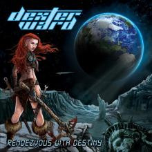 DEXTER WARD - RENDEZVOUS WITH DESTINY (LTD EDITION 500 HAND NUMBERED COPIES DIGI PACK +BONUS TRACK) CD (NEW)
