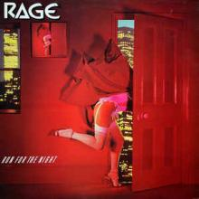 RAGE - RUN FOR THE NIGHT LP
