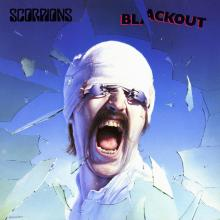 SCORPIONS - BLACKOUT (REMASTERED) CD