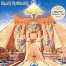 IRON MAIDEN - POWERSLAVE (LTD U.S.A. EDITION +BONUS CD'S) 2CD