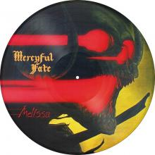 MERCYFUL FATE - MELISSA (LTD EDITION 2000 COPIES PICTURE DISC) LP (NEW)