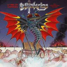 BLITZKRIEG - A TIME OF CHANGES - 30TH ANNIVERSARY EDITION (LTD 250 COPIES BLACK VINYL) LP (NEW)