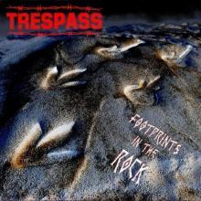 TRESPASS - FOOTPRINTS IN THE ROCK CD (NEW)