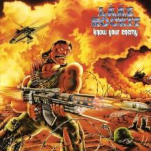 LAAZ ROCKIT - KNOW YOUR ENEMY (INCL. BONUS DVD LIVE SHOW) CD/DVD (NEW)