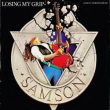 SAMSON - LOSING MY GRIP 12