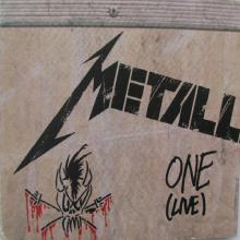 METALLICA - ONE (LIVE) (DIGI PACK) CD'S