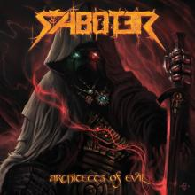 SABOTER - ARCHITECTS OF EVIL CD (NEW)