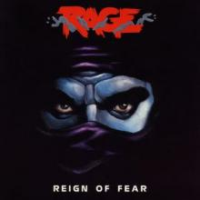 RAGE - REIGN OF FEAR LP