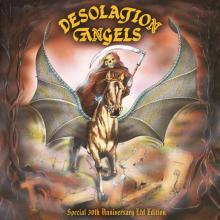 DESOLATION ANGELS - SAME - SPECIAL 30TH ANNIVERSARY (LTD EDITION INCL. BONUS LIVE CD) 2CD (NEW)