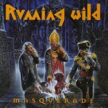 RUNNING WILD - MASQUERADE (JAPAN EDITION) CD