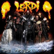 LORDI - THE AROCKALYPSE CD (NEW)
