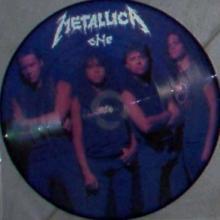 METALLICA - ONE (PROMO PICTURE DISC) 10