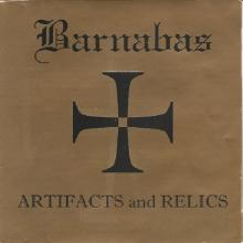 BARNABAS - ARTIFACTS AND RELICS (LTD EDITION 1000 COPIES, SEALED COPY) CD (NEW)