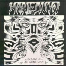 HARLEQUYN - THE ORDER OF THE GOLDEN DAWN LP