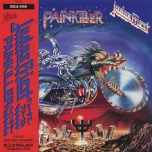 JUDAS PRIEST - PAINKILLER (JAPAN EDITION +OBI, EPIC ESCA 5159) CD