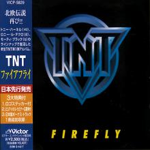 TNT - FIREFLY (JAPAN EDITION +OBI) CD