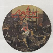 RAVEN - ROCK UNTIL YOU DROP (LTD EDITION PICTURE DISC) LP