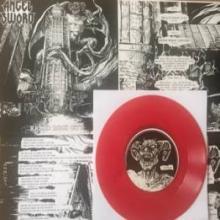 ANGEL SWORD - KALLIO ROCK CITY (LTD EDITION 100 HAND-NUMBERED COPIES RED VINYL) 7