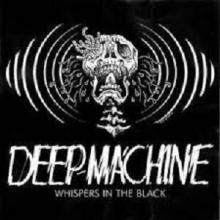 DEEP-MACHINE - WHISPERS IN THE BLACK (LTD EDITION 150 COPIES SPLATTER VINYL) LP