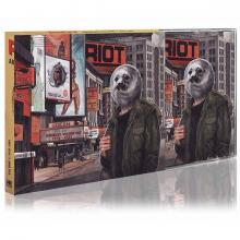 RIOT - ARCHIVES VOLUME 1: 1976 - 1981 (SLIPCASE) CD/DVD (NEW)