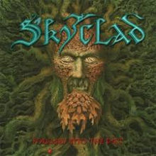 SKYCLAD - FORWARD INTO THE PAST (LTD EDITION 300 COPIES RED VINYL) LP (NEW)