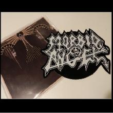 MORBID ANGEL - I AM MORBID (LTD EDITION 500 COPIES HAND NUMBERED SINGLE SIDED SHAPED DISC) 7
