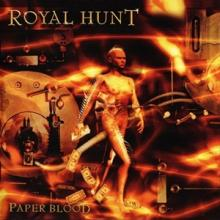 ROYAL HUNT - PAPER BLOOD (JAPAN EDITION +OBI) CD