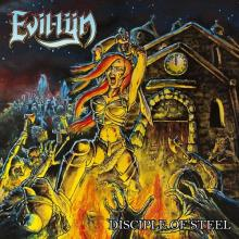 EVIL-LYN - DISCIPLE OF STEEL CD (NEW)