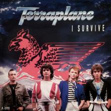 TERRAPLANE - I SURVIVE (2 TRACKS) 12