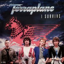 TERRAPLANE - I SURVIVE (2 TRACKS) 12