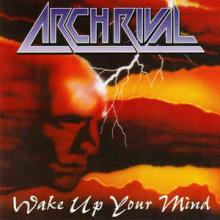 ARCH RIVAL - WAKE UP YOUR MIND (JAPAN EDITION +OBI, SAMPLER) CD