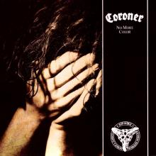 CORONER - NO MORE COLOR (2018 REISSUE, REMASTERED) CD (NEW)
