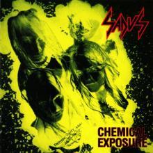 SADUS - CHEMICAL EXPOSURE (REMASTERED, DIGI PACK REISSUE 2017) CD (NEW)