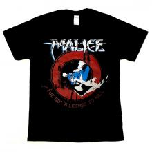 MALICE - I' VE GOT A LICENSE TO KILL T-SHIRT (SIZE XL) (NEW)