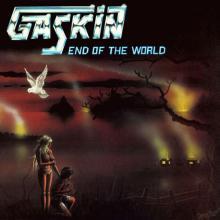 GASKIN - END OF THE WORLD (+6 BONUS TRACKS, REISSUE 2017) CD (NEW)