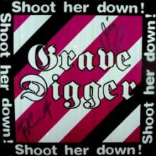 GRAVE DIGGER - SHOOT HER DOWN 12