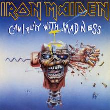 IRON MAIDEN - CAN I PLAY WITH MADNESS CD'S
