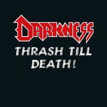 DARKNESS - THRASH TILL DEATH! (GATEFOLD, LTD 250 COPIES, SPLATTER VINYL) 2LP (NEW)