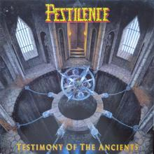 PESTILENCE - TESTIMONY OF THE ANCIENTS (REISSUE 2017, SLIPCASE +BONUS LIVE CD) 2CD (NEW)