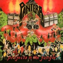PANTERA - PROJECTS IN THE JUNGLE (FIRST EDITION +INNER) LP