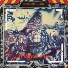 CLOVEN HOOF - FIGHTING BACK (LTD EDITION 200 COPIES BLACK VINYL +POSTER) LP (NEW)