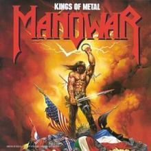 MANOWAR - KINGS OF METAL LP