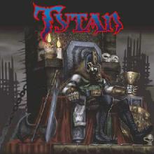 TYTAN - JUSTICE: SERVED! (LTD EDITION 300 COPIES BLUE VINYL +INSERT) LP (NEW)