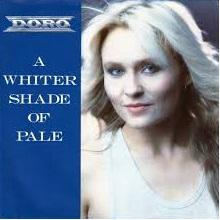 DORO - A WHITER SHADE OF PALE (4 TRACKS) 12