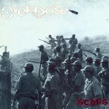 OVERDOSE - SCARS CD