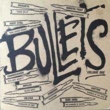 V/A - BULLETS VOLUME ONE - COMBAT COLLECTION (AGNOSTIC FRONT, MEGADETH, AGENT STEEL, POSSESSED...) LP